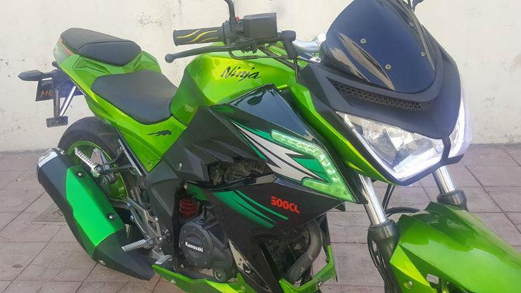Kawasaki Z250_1
