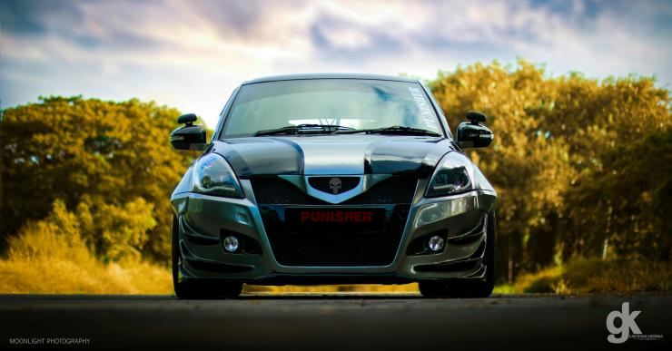 Maruti Swift Punisher 3