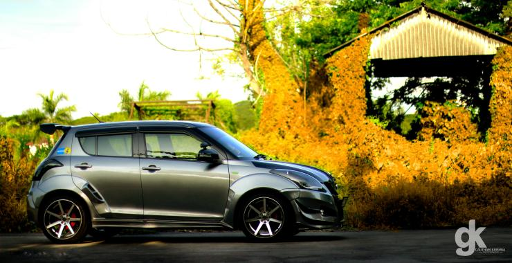 Maruti Swift Punisher 5