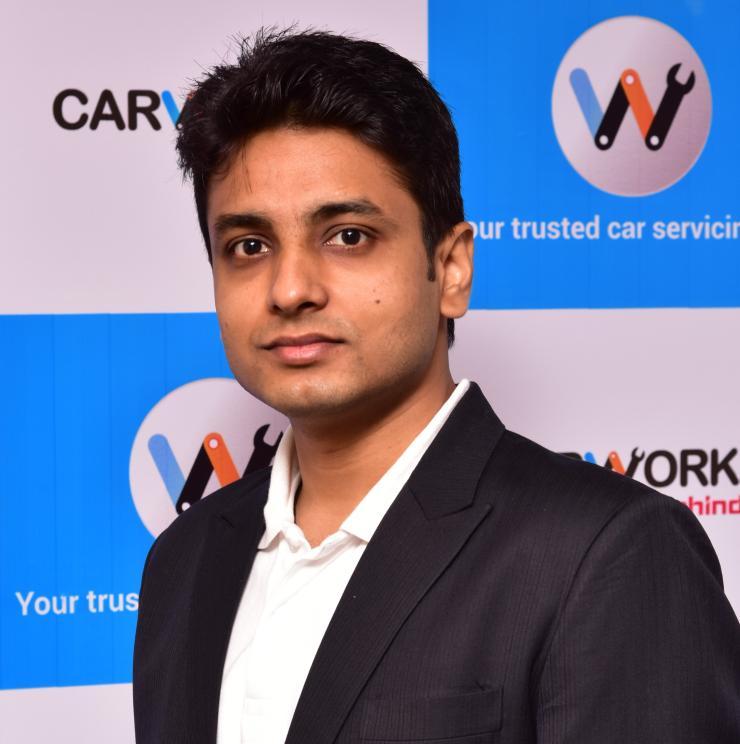Carworkz A Mahindra Funded Multi Brand Service