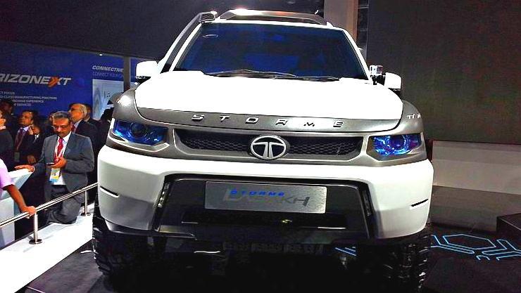 Future Safaris: 4 ways the next-gen Tata Safari SUV could ...