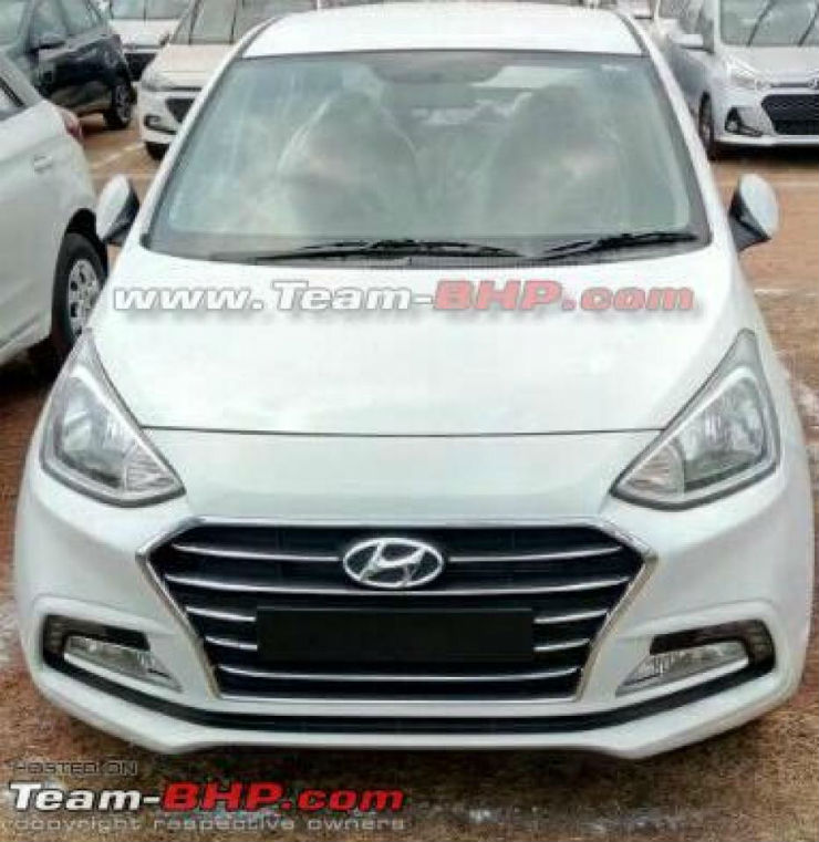 New Hyundai Xcent Tries To Be Mini Verna But Looks Like A Roadside