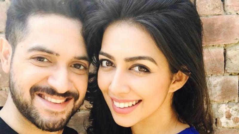 vikram chatterjee and sonika chauhan