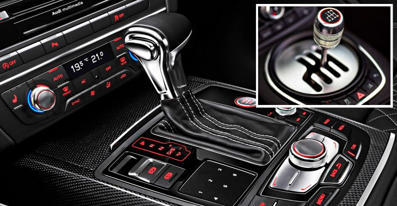 Automatic vs manual, which works better where? We explain