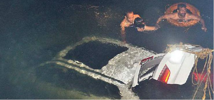 Speeding BMW X3 crashes into Fatehsagar lake; Businessman drowns