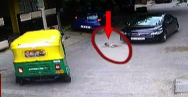 How car reverse accidents happen involving children – Video
