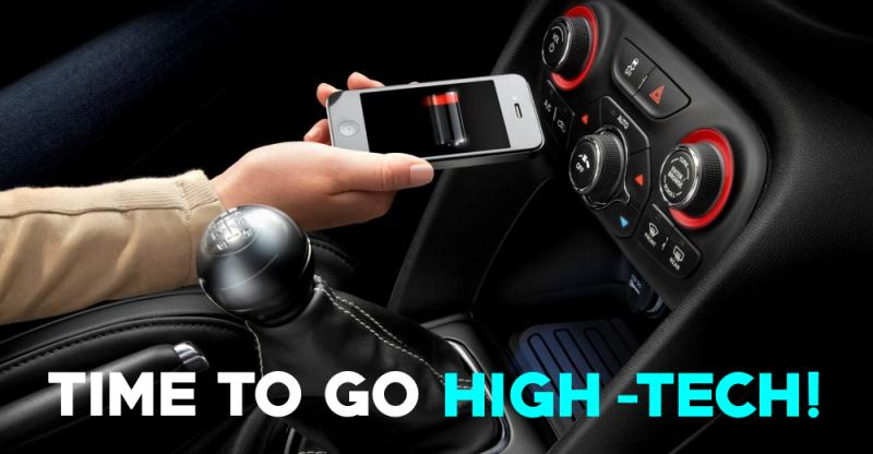 10 accessories that'll make your budget car 'HIGH-TECH'