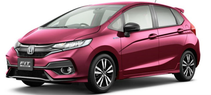Honda 2018 Jazz unveiled