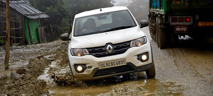 10 Recent Game Changers of Indian Car Industry - Renault kwid
