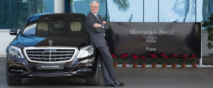 Mercedes-Benz drops upto Rs. 7 lakh post GST
