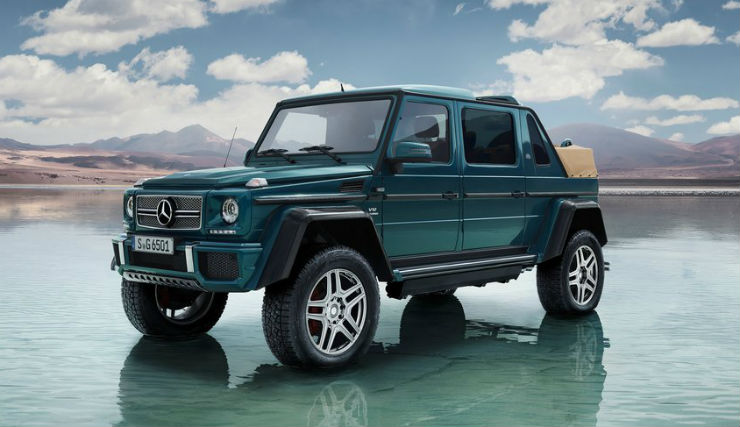 Continued: 10 of the most EXPENSIVE SUVs money can buy!