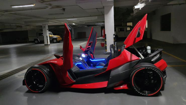 Continued: 10 SMASHING modified cars from Motormind Automotive Designs
