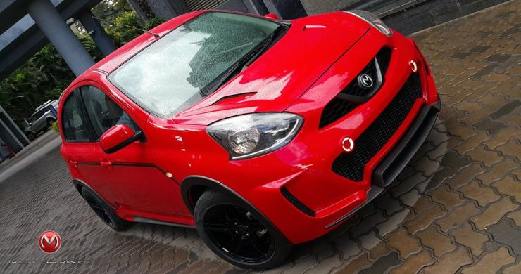 Motormind Nissan Micra