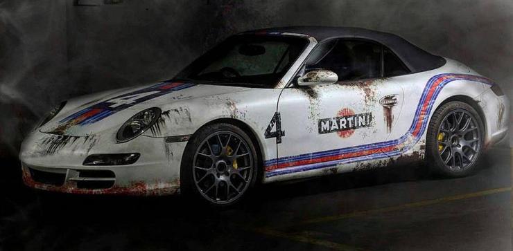 Motormind Porsche 911 Cabrio