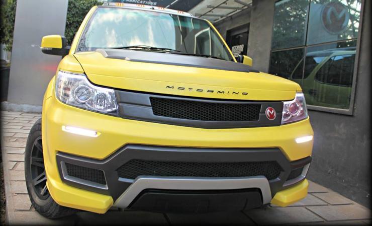 Motormind Tata Safari Storme