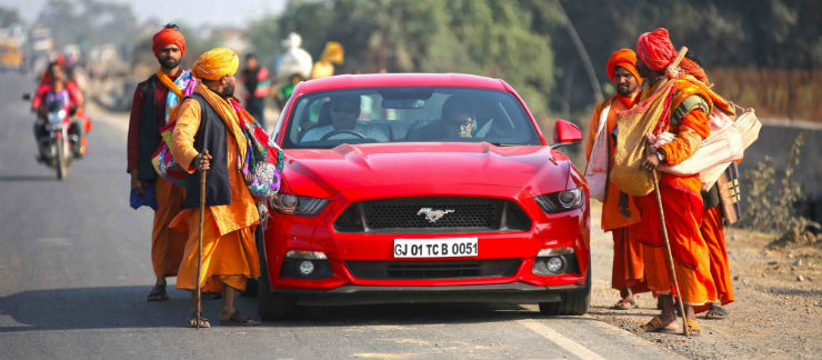 REAL reasons why the Ford Mustang is India's best selling sportscar