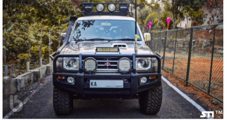 10 Gorgeously Modified Suvs In India