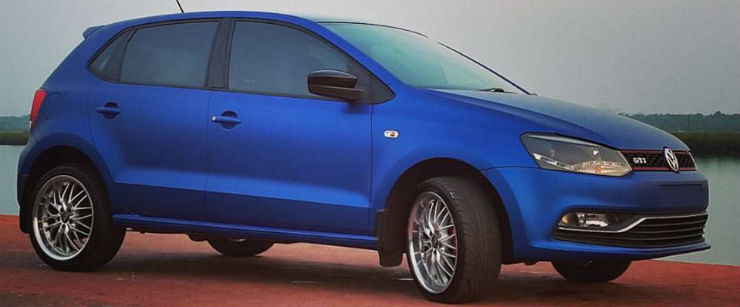 Volkswagen Polo Highline Plus launched in India