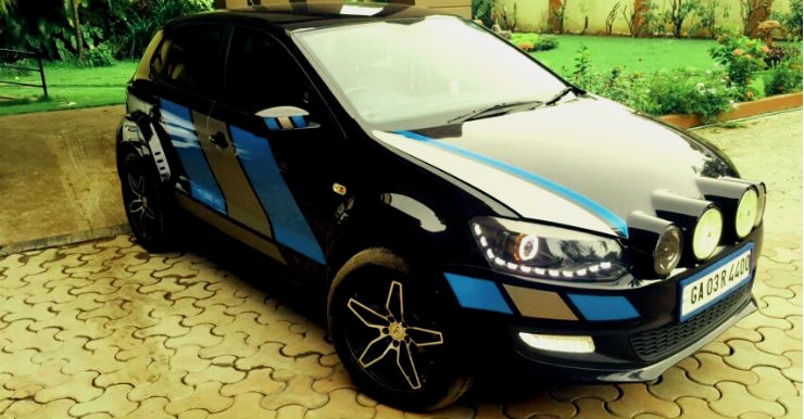 10 Gorgeously Wrapped Cars From Around India