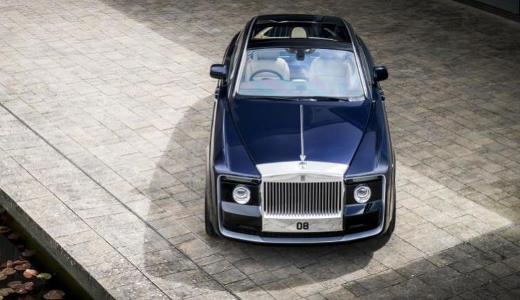 This is the most EXPENSIVE Rolls Royce money can buy