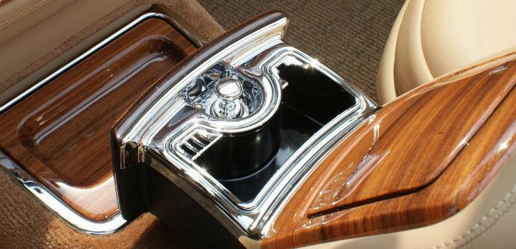 Rolls Royce ash tray