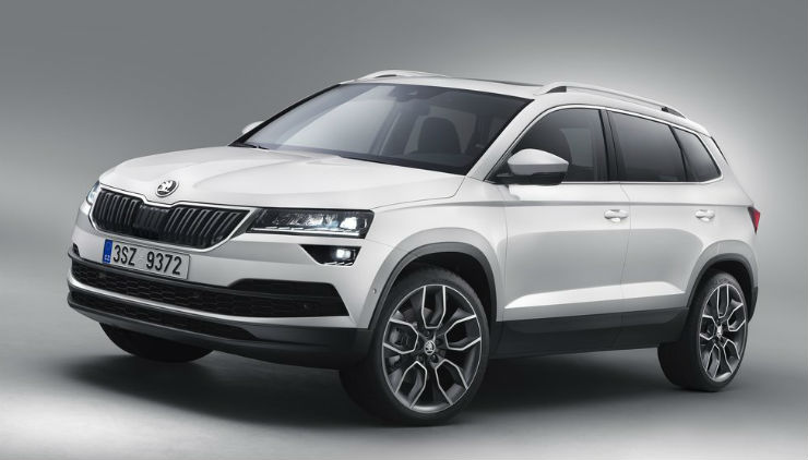 Skoda Karoq Suv To New Vento 5 Upcoming Volkswagen Skoda Cars