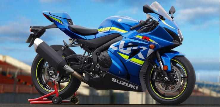 Suzuki launches 2017 GSX-R models in India