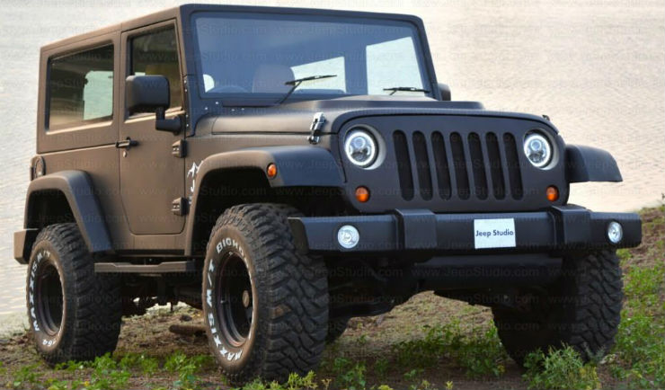 Continued: 10 gorgeously modified SUVs