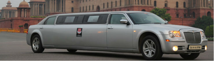 Mumbai RTO seizes yet another modified limo: This time it's an imported Chrysler 300C
