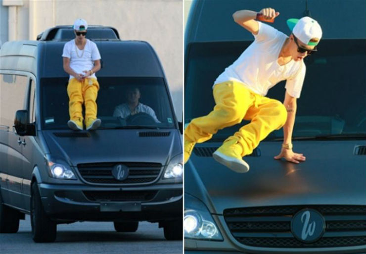 West Coast Customs Cars For Sale >> Justin Bieber's cars & SUVs are pure drool