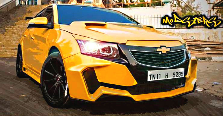 Chevy Camaro 2015 >> R.I.P. Cruze; We'll send you off with 10 great MODIFIED examples