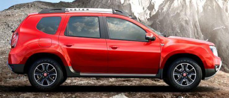 Renault Duster CVT launched