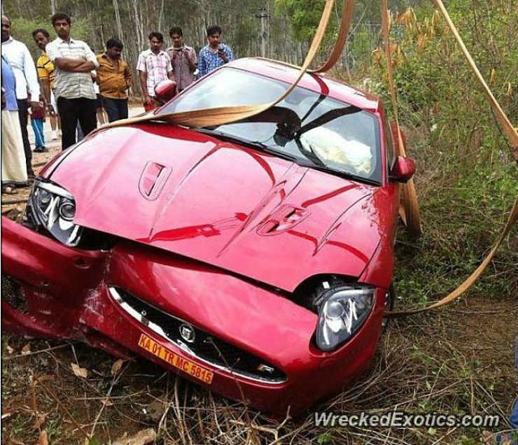 Continued: 10 high-end cars that saved their passengers despite horrific crashes