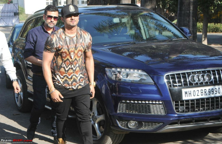 Continued: Virat Kolhi's latest ride is an Audi Q7 + 10 more famous Q7 owners
