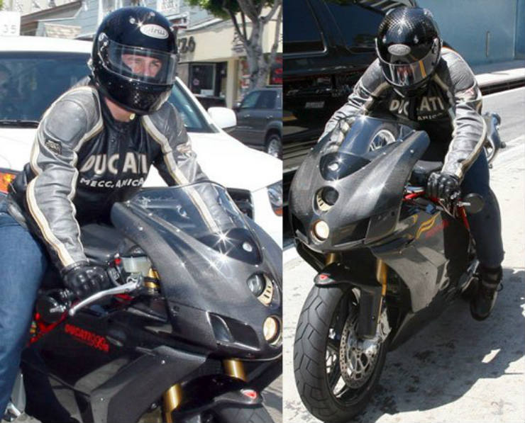 Continued: Tom Cruise's fleet of exotic cars & bikes