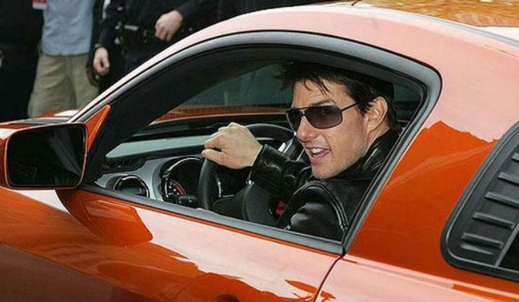 Tom Cruise's fleet of exotic cars & bikes