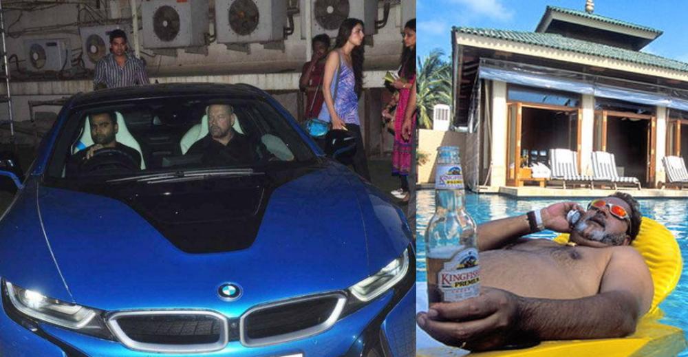 Into the super luxury car garage of Sachin Joshi, the man who bought Vijay Mallya's Kingfisher Villa