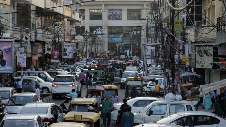 All street parking in Delhi will soon be charged for