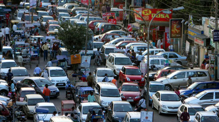 Delhi parking_1