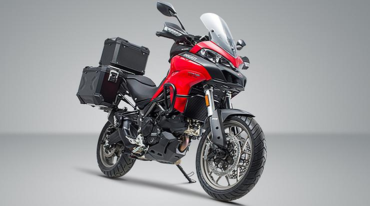ducati monster 797 and multistrada 950 launched. Black Bedroom Furniture Sets. Home Design Ideas