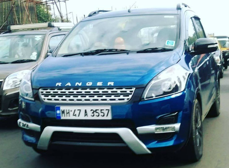Wannabe cars of India: Edition VI