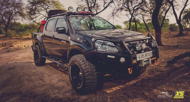 Isuzu V-Cross Modified 3