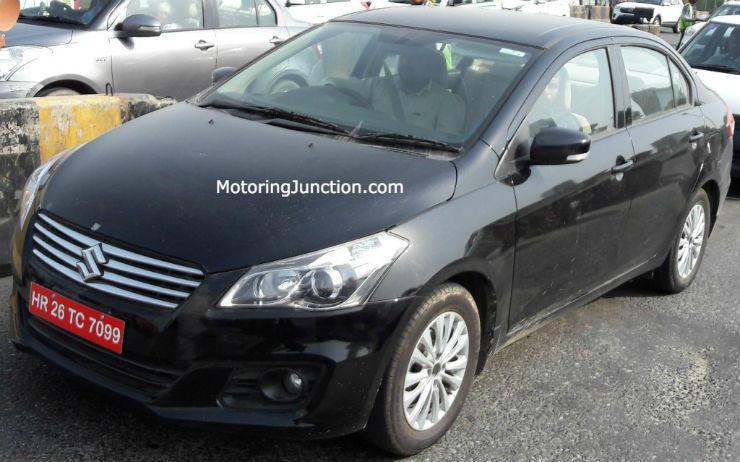 Maruti-Ciaz-Spied-Front-Motoring-Junction