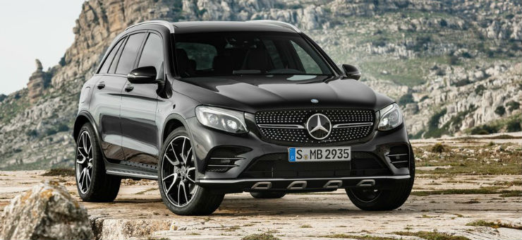 Mercedes to launch GLC43 AMG in July