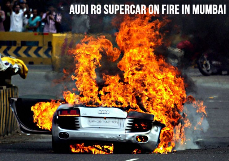 10 BIG reasons why cars catch fire