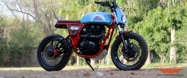 Royal Enfield GT
