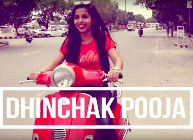 Scooter_Dhinchak Pooja