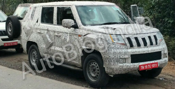 Mahindra Xylo to be replaced by the bigger TUV 300