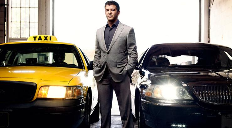 Travis Kalanick Uber