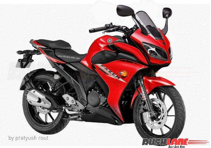 Yamaha Fazer 250_1